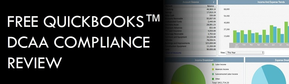 Is QuickBooks DCAA Compliant
