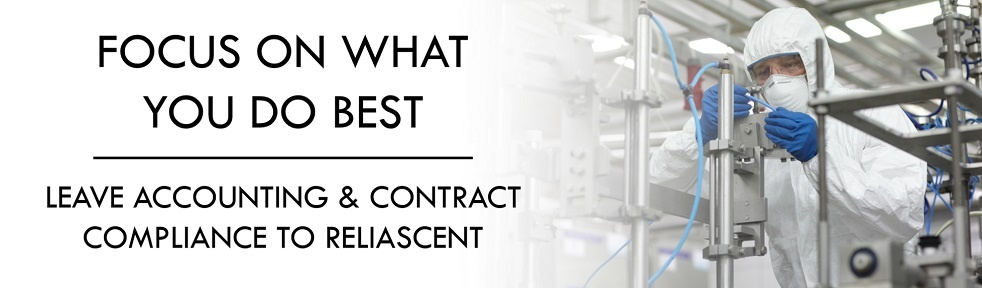 Government Contract Accounting - ReliAscent