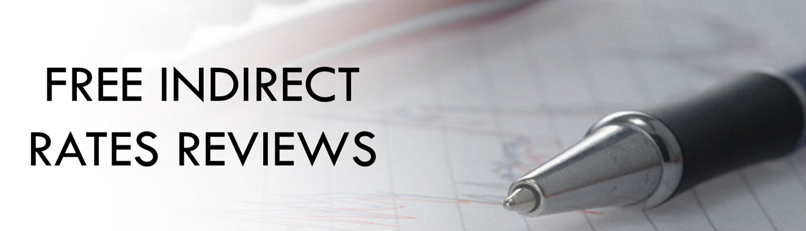 Indirect Rates Reviews for Government Contractors