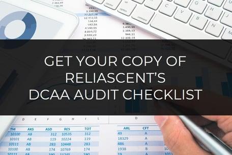 DCAA Audit Checklist