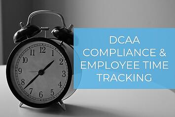 DCAA Compliance and Employee Time Tracking