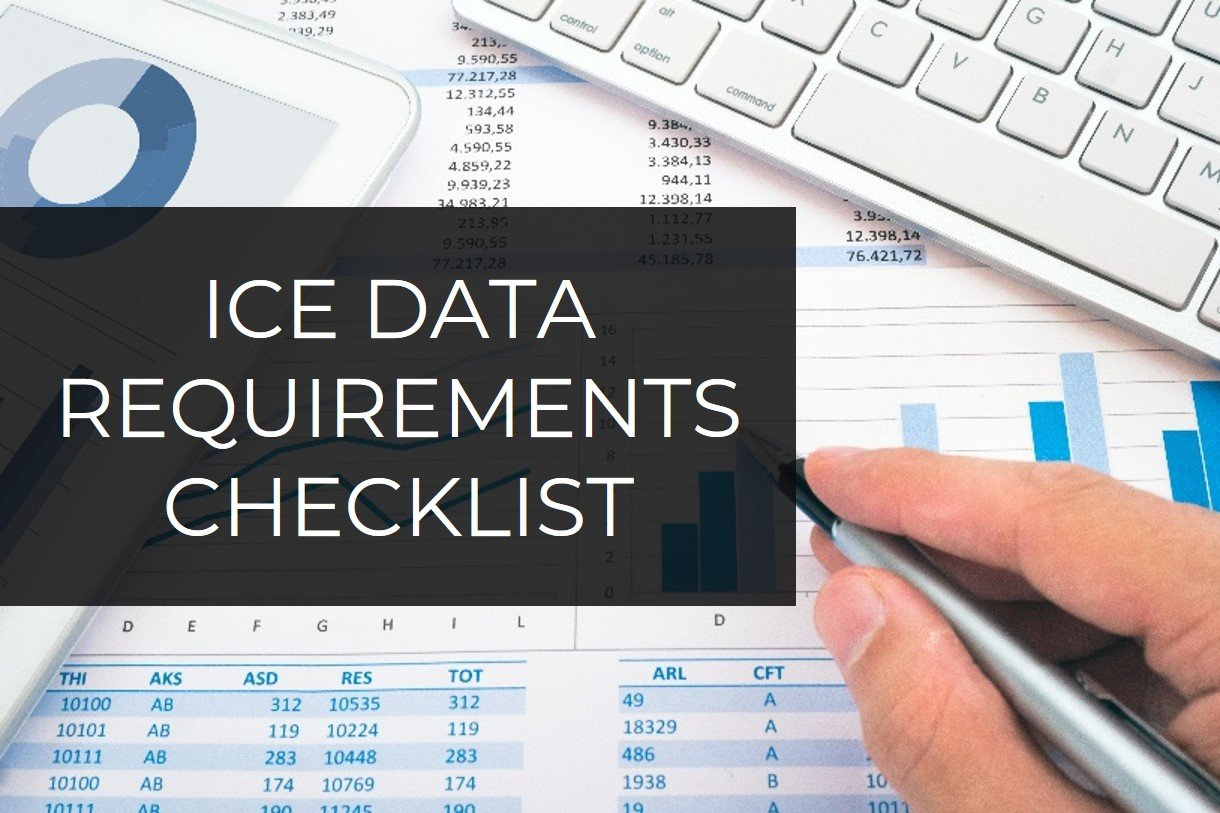 DCAA ICE Requirements