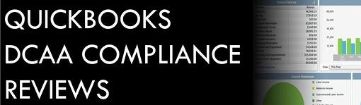 Free Quickbooks DCAA Compliance Review