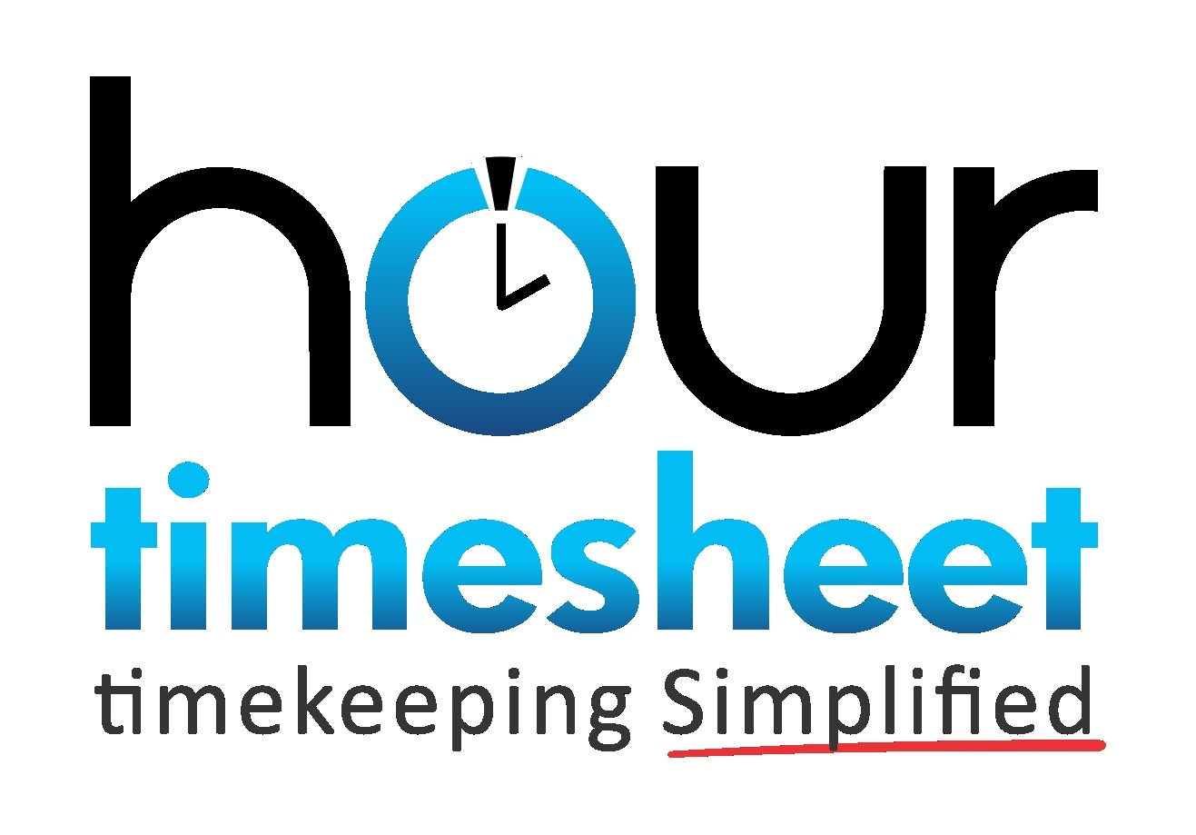 Hour Time Sheet Logo