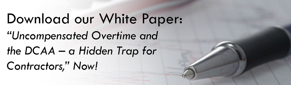 Uncompensated Overtime DCAA