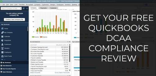 QuickBooks DCAA Compliance