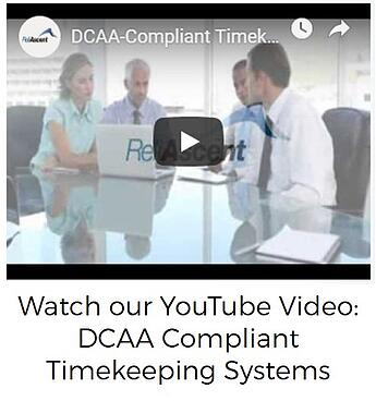 DCAA Compliant Timekeeping Systems Video
