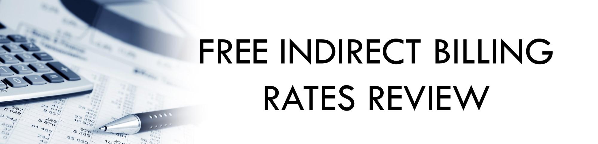 Indirect Rates