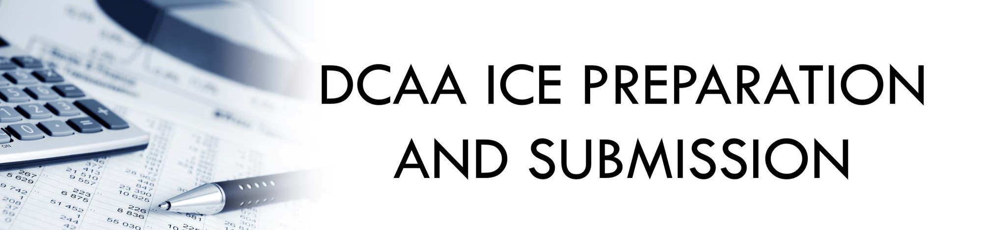 DCAA ICE Submissions