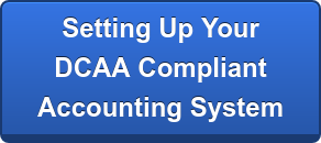 Setting Up Your DCAA Compliant Accounting System