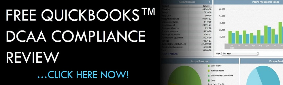 DCAA Compliant QuickBooks System