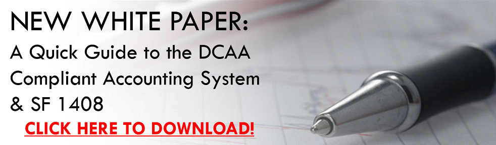 DCAA Approved Accounting System