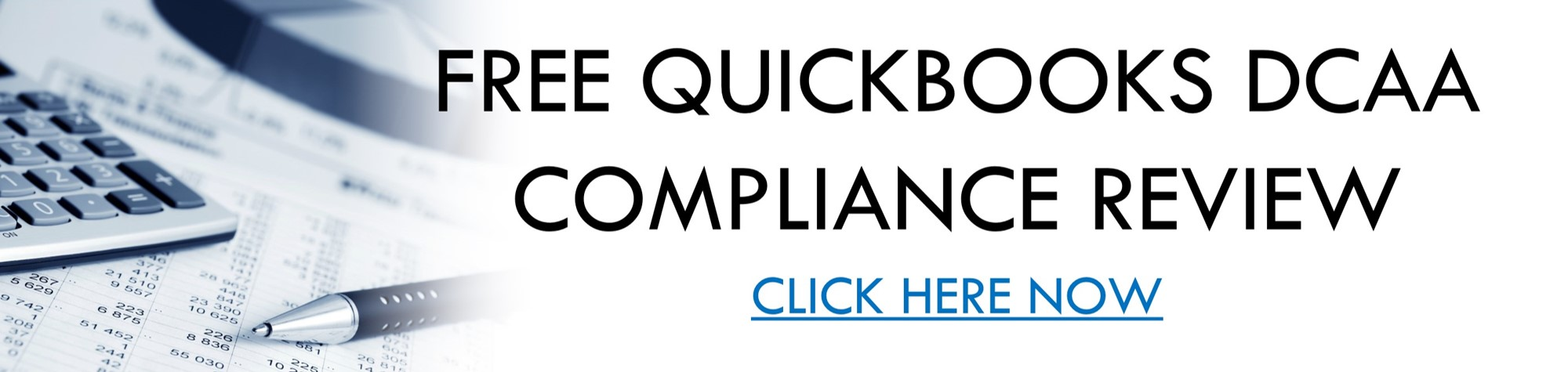 QuickBooks DCAA Compliance Review