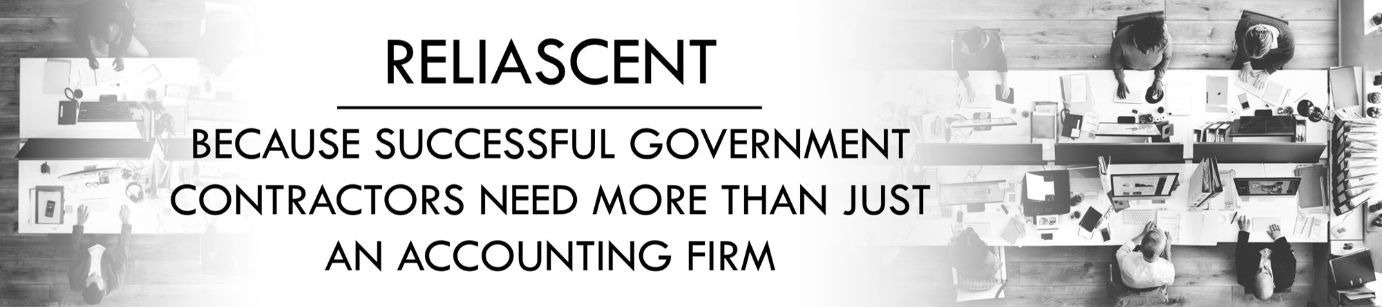 Business & Financial Consulting for Government Contractors